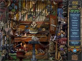 In game image of Mystery Case Files: Ravenhearst on the Valve Steam.