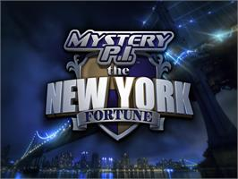 In game image of Mystery P.I. - The New York Fortune on the Valve Steam.