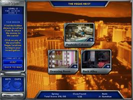 In game image of Mystery P.I. - The Vegas Heist on the Valve Steam.