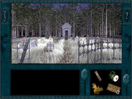 In game image of Nancy Drew®: Ghost Dogs of Moon Lake on the Valve Steam.