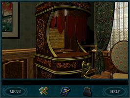 In game image of Nancy Drew®: Secret of the Old Clock on the Valve Steam.
