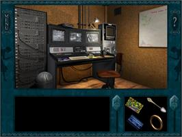 In game image of Nancy Drew®: The Haunted Carousel on the Valve Steam.