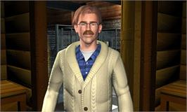 In game image of Nancy Drew®: The White Wolf of Icicle Creek on the Valve Steam.