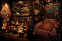 In game image of Nancy Drew® Dossier: Lights, Camera, Curses! on the Valve Steam.
