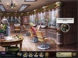 In game image of Nancy Drew® Dossier: Resorting to Danger! on the Valve Steam.