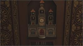 In game image of Nancy Drew: The Captive Curse on the Valve Steam.