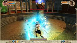 In game image of Numen: Contest of Heroes on the Valve Steam.