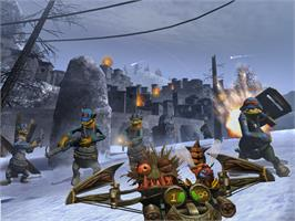 In game image of Oddworld: Stranger's Wrath on the Valve Steam.