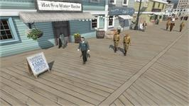 In game image of Omerta - City of Gangsters on the Valve Steam.