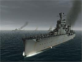 In game image of PT Boats: South Gambit on the Valve Steam.