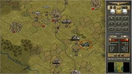 In game image of Panzer Corps on the Valve Steam.