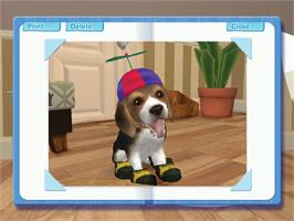 In game image of Petz® Dogz® 2 on the Valve Steam.