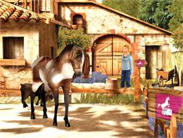 In game image of Petz® Horsez® 2 on the Valve Steam.