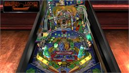 In game image of Pinball Arcade: Season Three Pack on the Valve Steam.