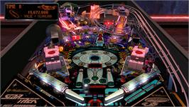 In game image of Pinball Arcade on the Valve Steam.