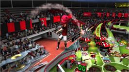 In game image of Pinball FX2 - Super League  A.C. Milan Table on the Valve Steam.