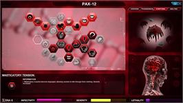 In game image of Plague Inc: Evolved on the Valve Steam.