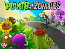 In game image of Plants vs. Zombies GOTY Edition on the Valve Steam.