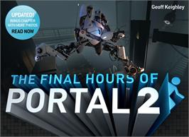 In game image of Portal 2 - The Final Hours on the Valve Steam.