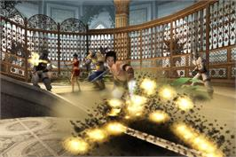 In game image of Prince of Persia®: The Sands of Time on the Valve Steam.