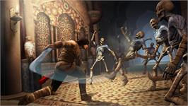 In game image of Prince of Persia: The Forgotten Sands on the Valve Steam.