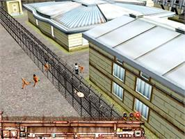 In game image of Prison Tycoon 3: Lockdown on the Valve Steam.