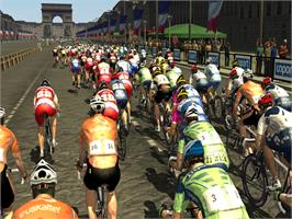In game image of Pro Cycling Manager - Le Tour De France 2008 on the Valve Steam.