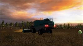 In game image of Professional Farmer 2014 on the Valve Steam.