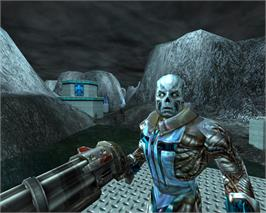 In game image of QUAKE III: Team Arena on the Valve Steam.