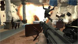 In game image of Quantum of Solace on the Valve Steam.