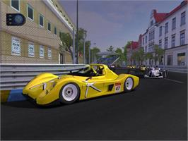 In game image of RACE 07: Andy Priaulx Crowne Plaza Raceway (Free DLC) on the Valve Steam.