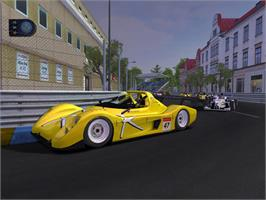 In game image of RACE 07 on the Valve Steam.