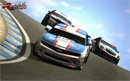 In game image of RACE On - Expansion Pack for RACE 07 on the Valve Steam.