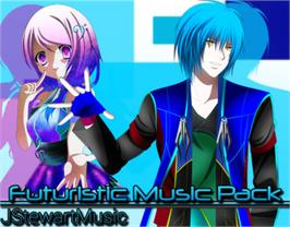In game image of RPG Maker: JSM Futuristic Music Pack on the Valve Steam.
