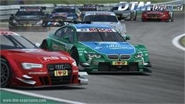 In game image of RaceRoom - DTM Experience 2013 on the Valve Steam.