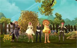In game image of Ragnarok Online 2 - Trendsetter Fashionista's Pack on the Valve Steam.