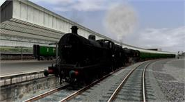In game image of RailWorks Fowler 4F Pack on the Valve Steam.