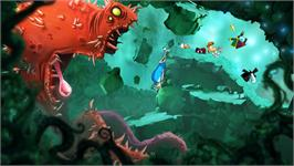 In game image of Rayman® Origins on the Valve Steam.