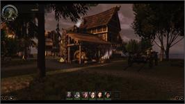 In game image of Realms of Arkania: Blade of Destiny on the Valve Steam.