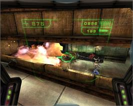 In game image of Red Faction on the Valve Steam.