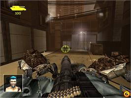 In game image of Red Faction II on the Valve Steam.