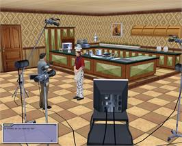 In game image of Restaurant Empire II on the Valve Steam.