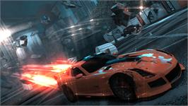 In game image of Ridge Racer Unbounded on the Valve Steam.