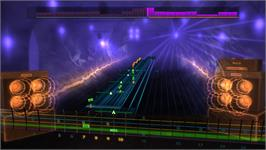 In game image of Rocksmith® 2014  Iron Maiden - Aces High on the Valve Steam.