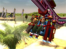 In game image of RollerCoaster Tycoon® 3: Platinum on the Valve Steam.