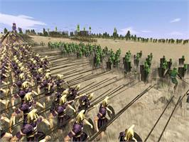 In game image of Rome: Total War - Alexander on the Valve Steam.