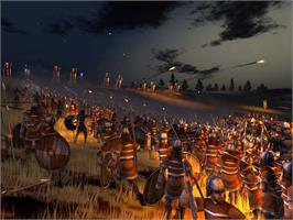 In game image of Rome: Total War - Gold on the Valve Steam.