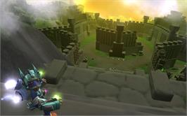 In game image of SPORE Galactic Adventures on the Valve Steam.