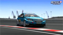 In game image of STCC The Game 2  Expansion Pack for RACE 07 on the Valve Steam.