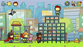 In game image of Scribblenauts Unlimited on the Valve Steam.
